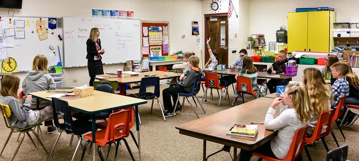 Challis native helps students learn about law