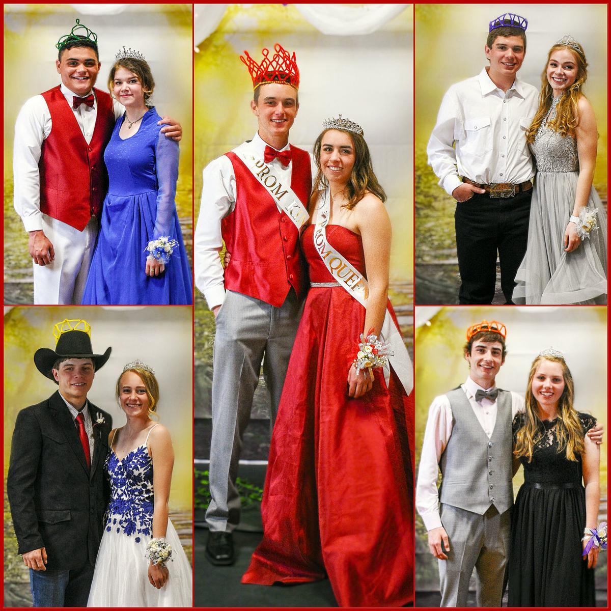 Challis prom royalty