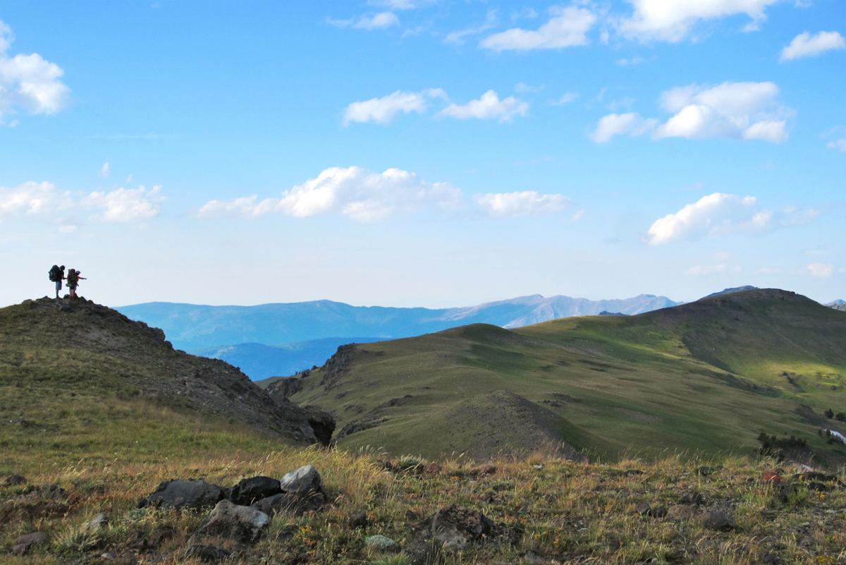 Gallatin Mountains