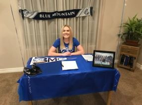 Shelley's Sadovich signs with Blue Mountain Community College women's soccer