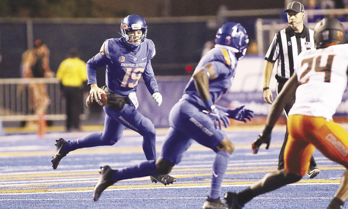 Boise State offense working to fix 'awful' third-quarter numbers