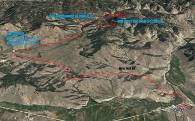 fat bike fondo map
