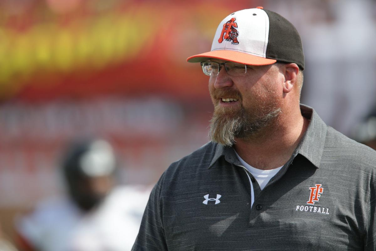 Molino resigns as Idaho Falls' football coach