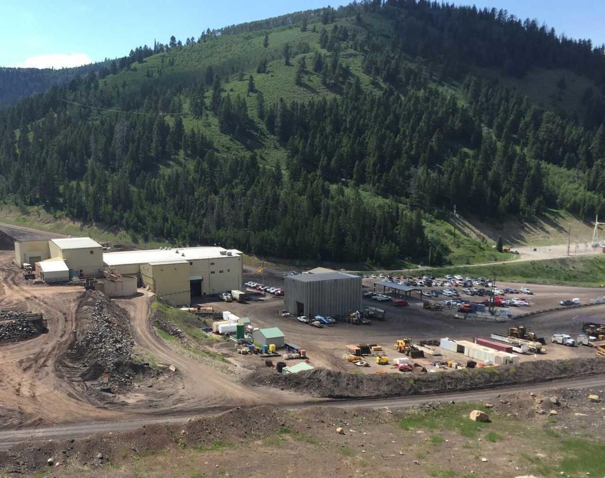 Smoky Canyon Mine