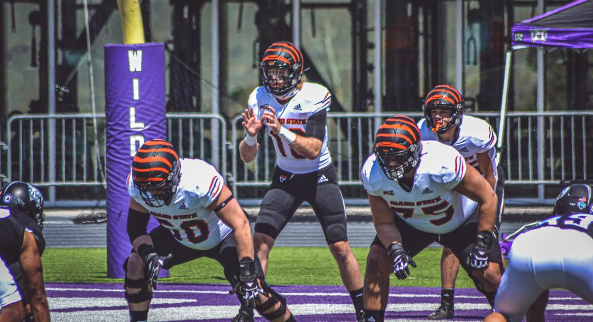 Idaho State football loses regular-season finale to No. 3 Weber State