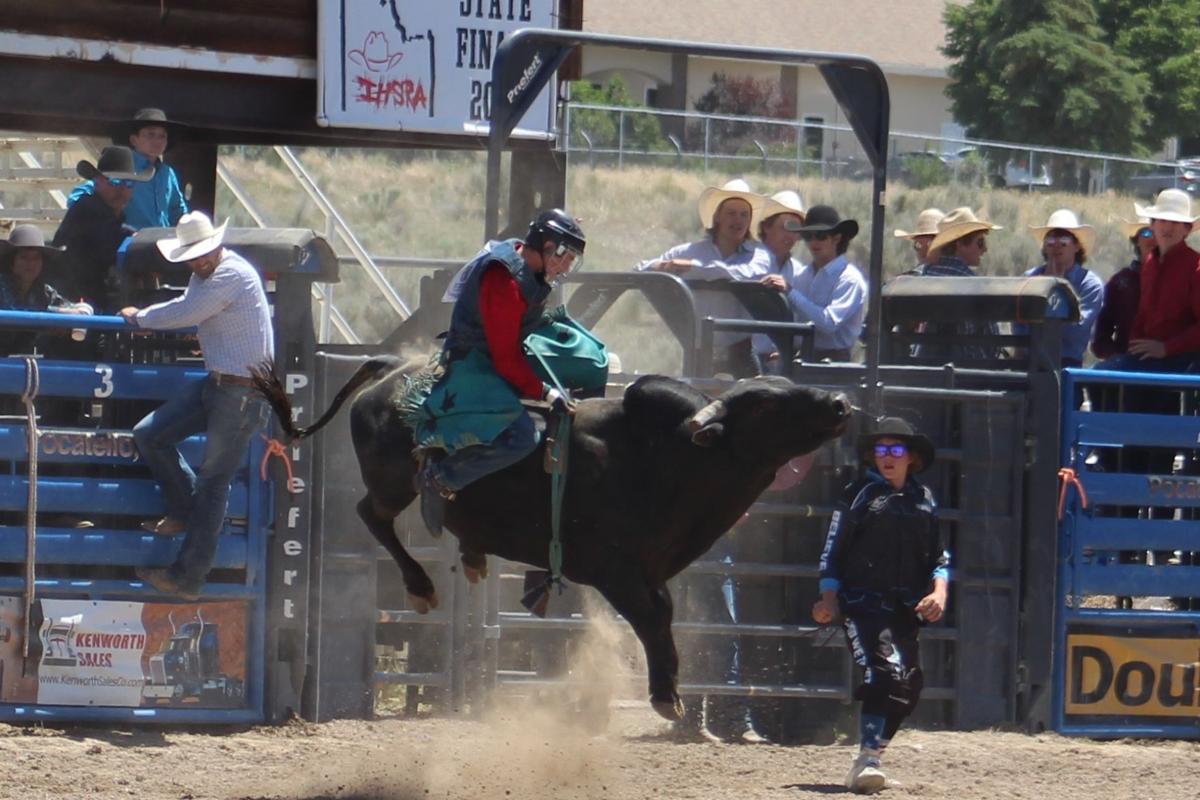 Cooke wins third straight All-Around Cowboy award