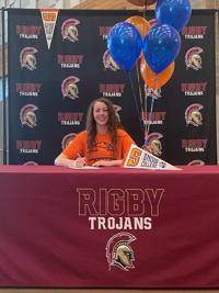 GIRLS BASKETBALL: Rigby's Jones signs with Snow College in Utah