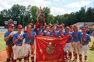 Bandits win World Series 2021