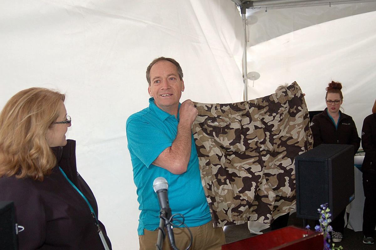 Dale Cummings shorts