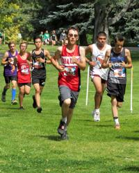 Challis cross country team numbers swell