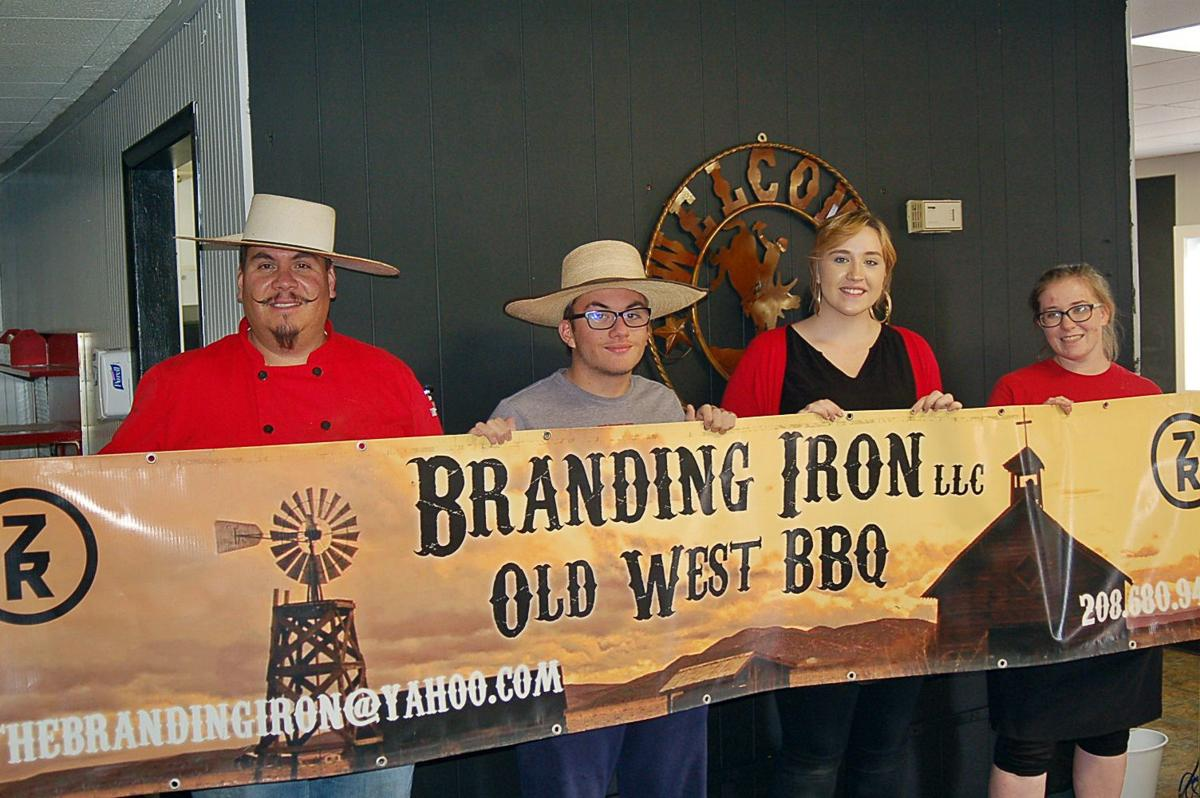 Branding Iron opens for business in Blackfoot
