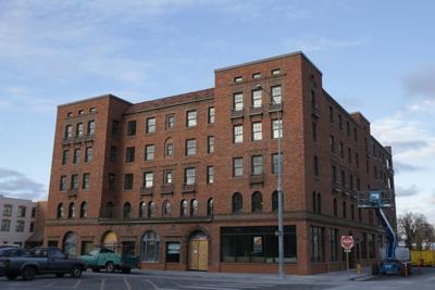 Bonneville Apartments
