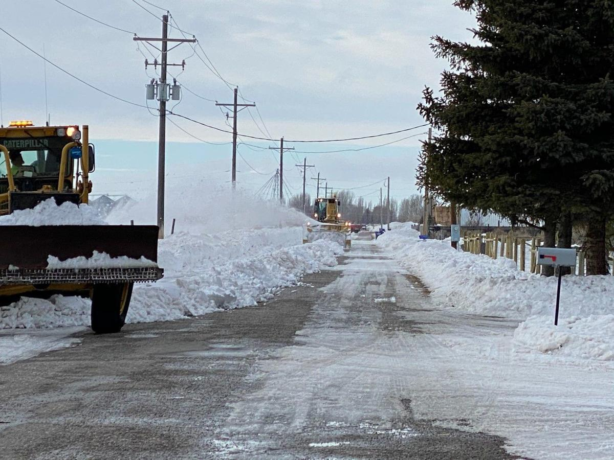 Local snow removal crews strive to keep up with relentless storms