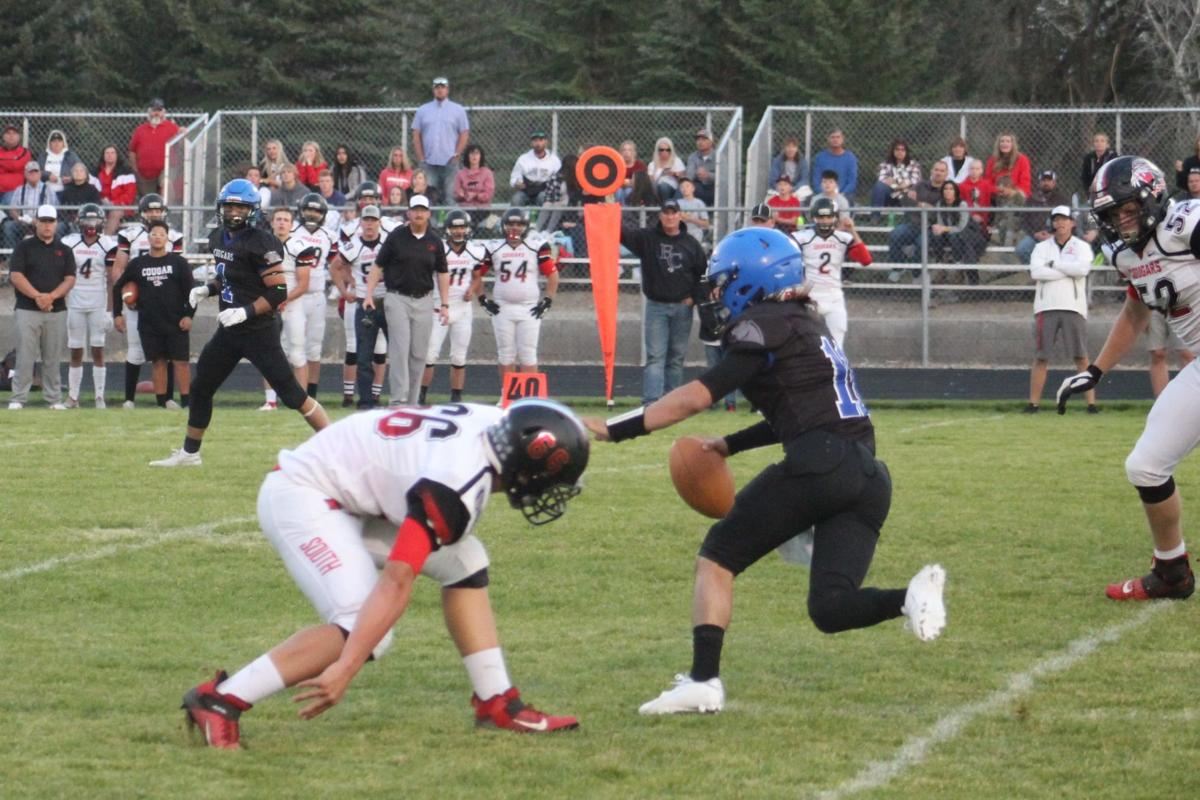 Firth stops South Fremont winning streak with 33-21 win