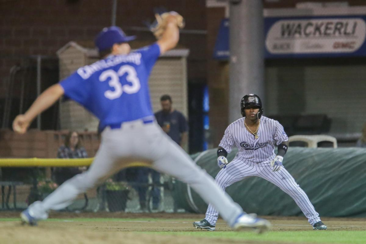 Raptors take game one of championship series 5-3 over Chukars