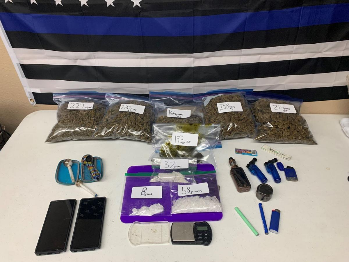 Arrests made in Clark County for drug trafficking