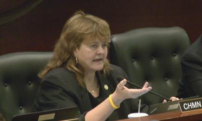 Rep. Barbara Ehardt screenshot