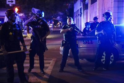 Racial Injustice Wounded Police