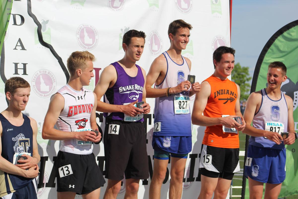 Snake River track results posted