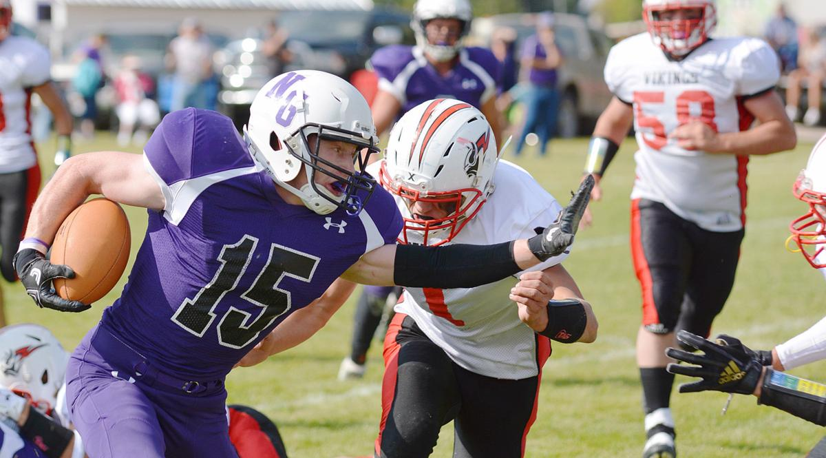 Challis win pushes Vikings to 2-0 on the season