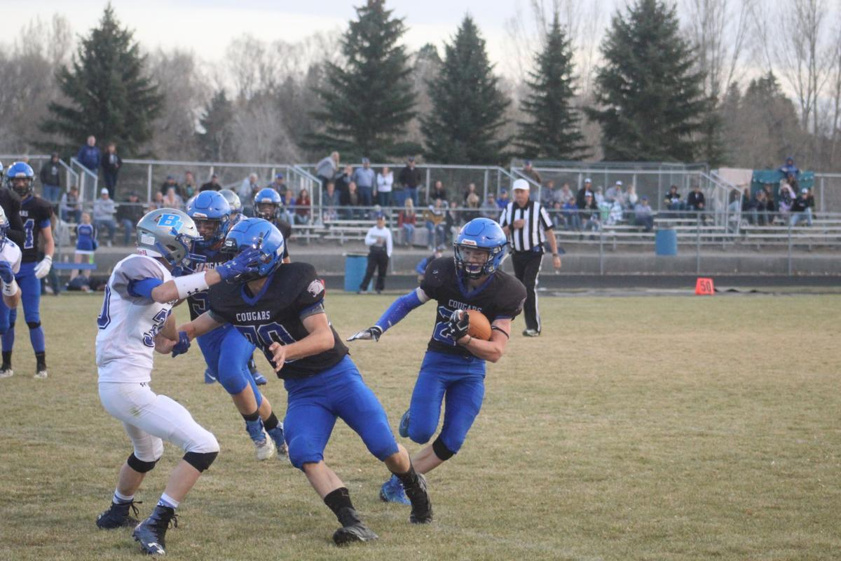 Firth topples Bear Lake