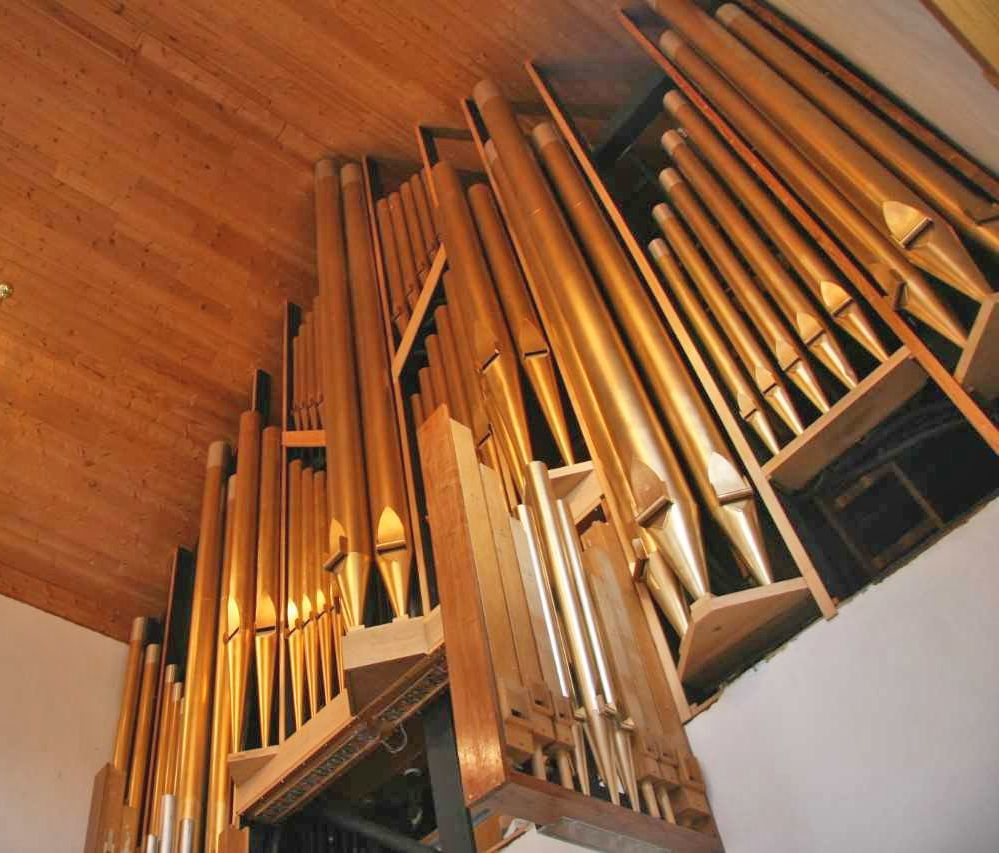 Pipes for Kelvin Smiths Pipe Organ