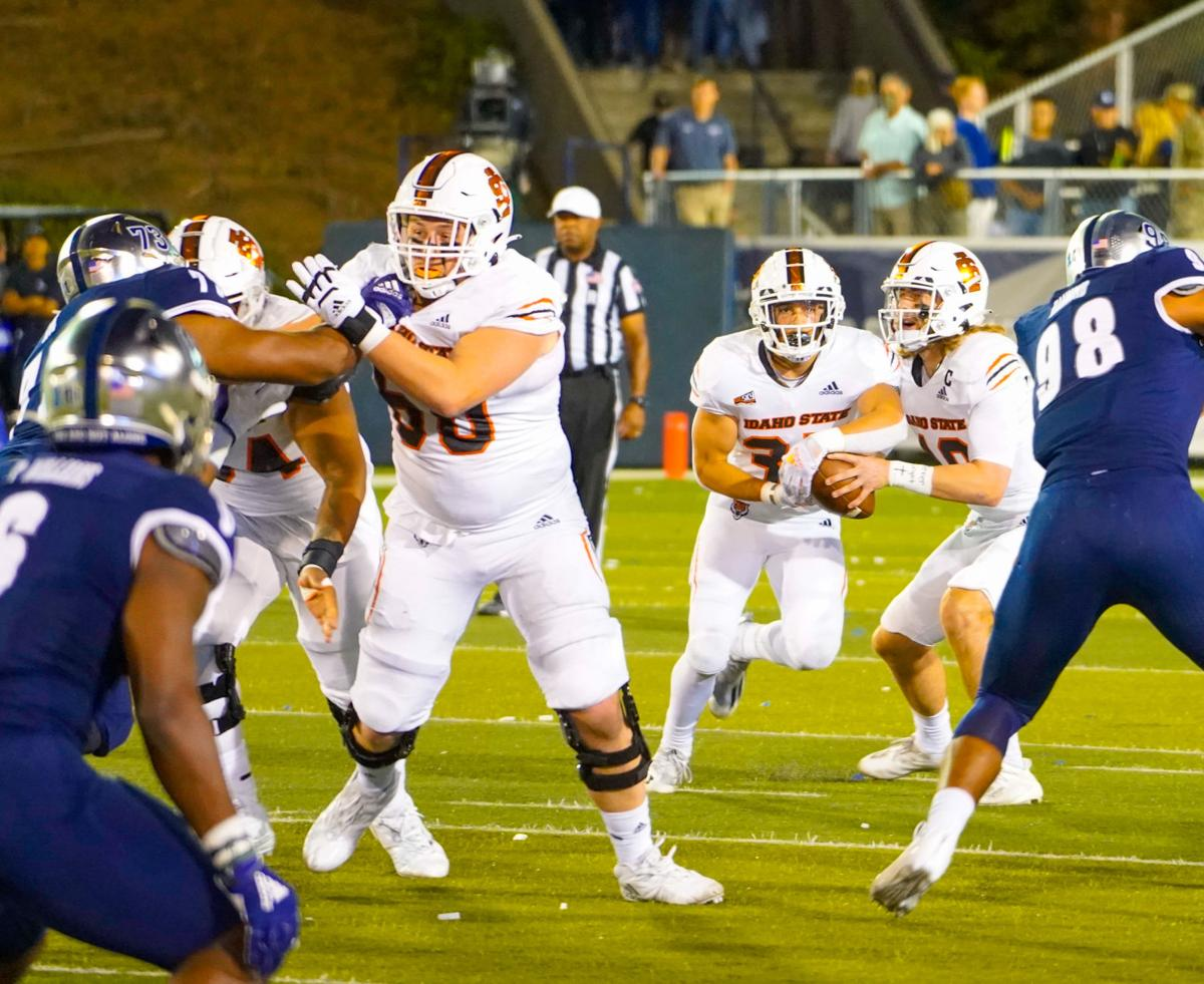 Seven thoughts from Idaho State's loss to Nevada