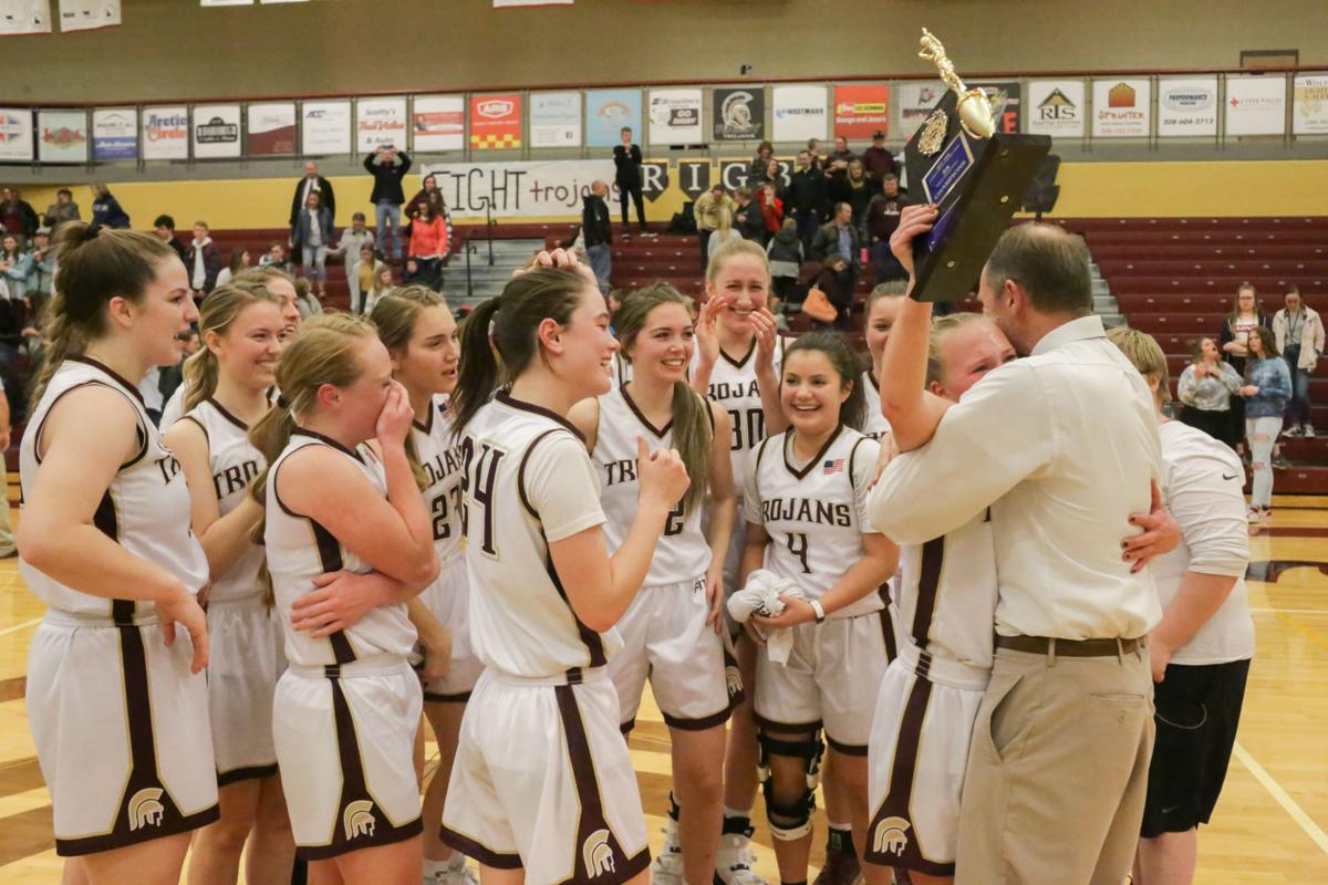 Rigby girls defeat Thunder Ridge for first back-to-back district titles since 2012