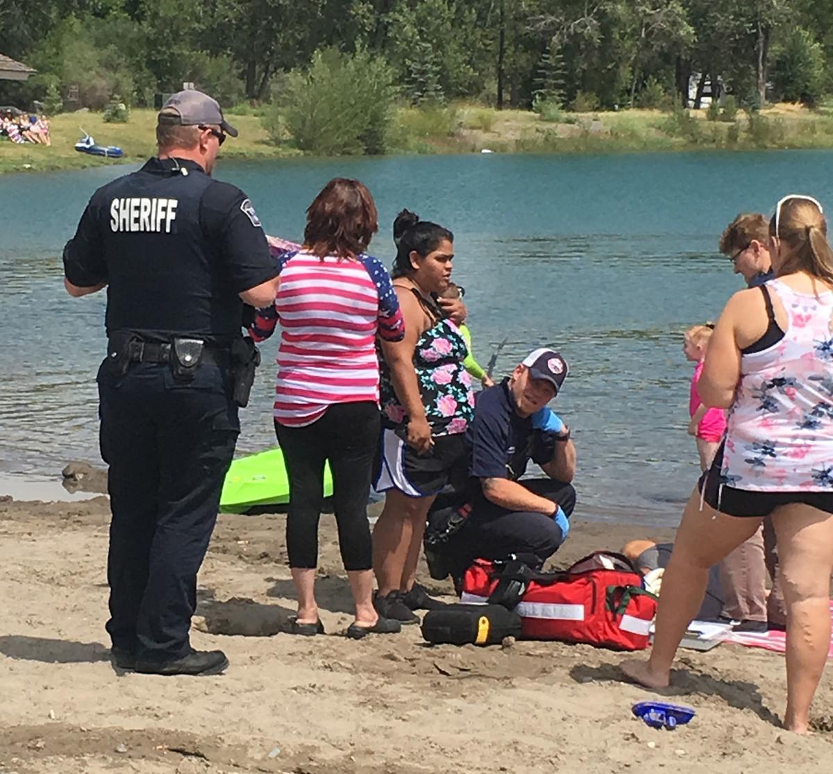 Man saved by 16-year-old at Jefferson Lake