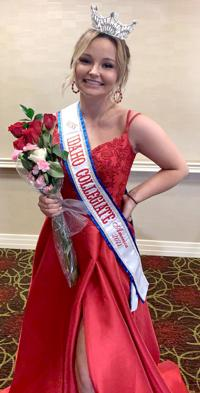 Former Challis woman wins pageant