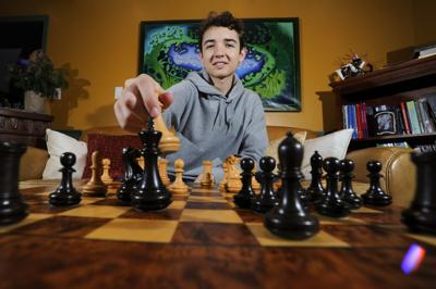 Idaho Falls' Jacob Nathan ranked among nation's best chess