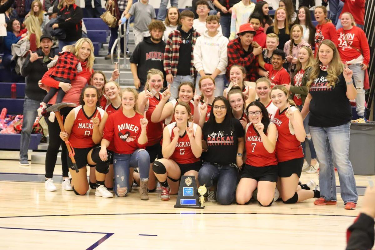 VOLLEYBALL: Mackay holds off Watersprings to win district title