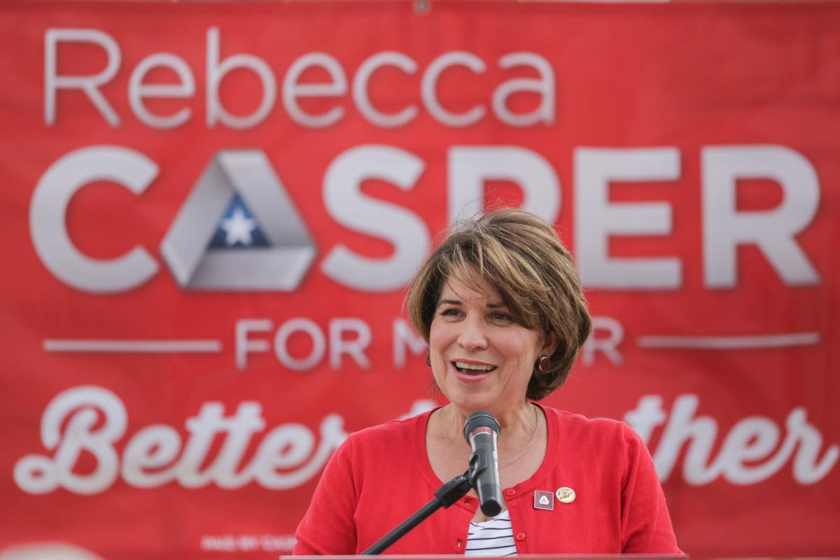 Casper re-election