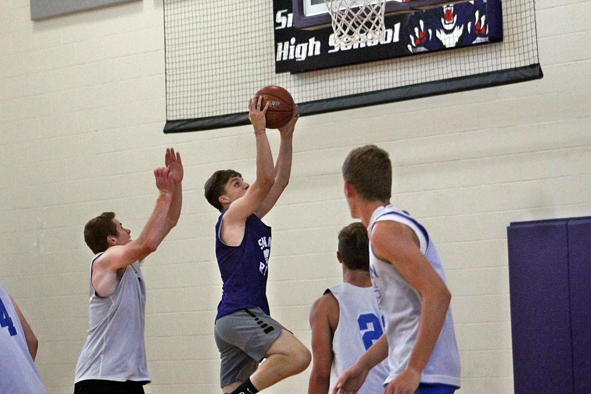 Panthers host summer basketball tournament