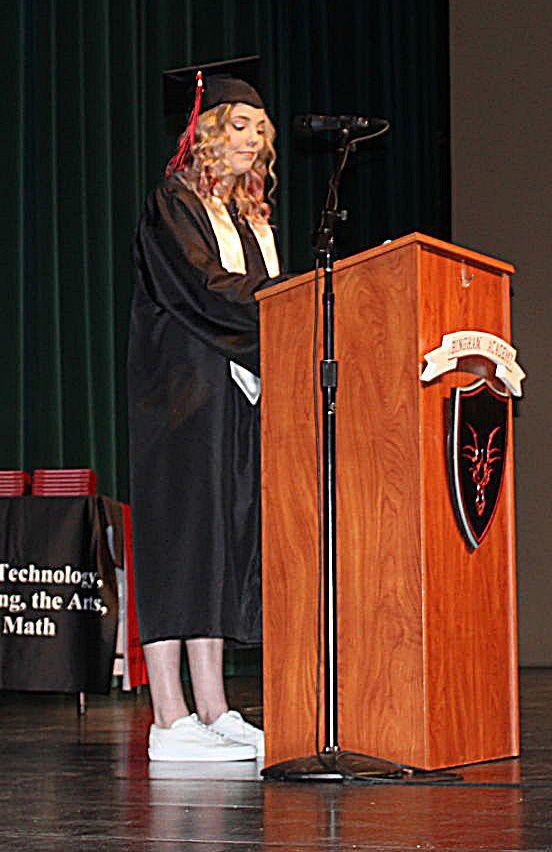 Bingham Academy graduates 19 in BPAC ceremony