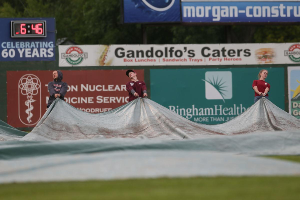 Rain forces another delay in Chukars' series