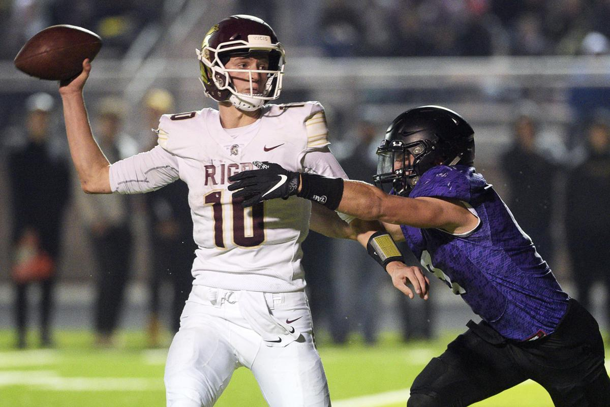 Rigby downs defending 5A champ Rocky Mountain