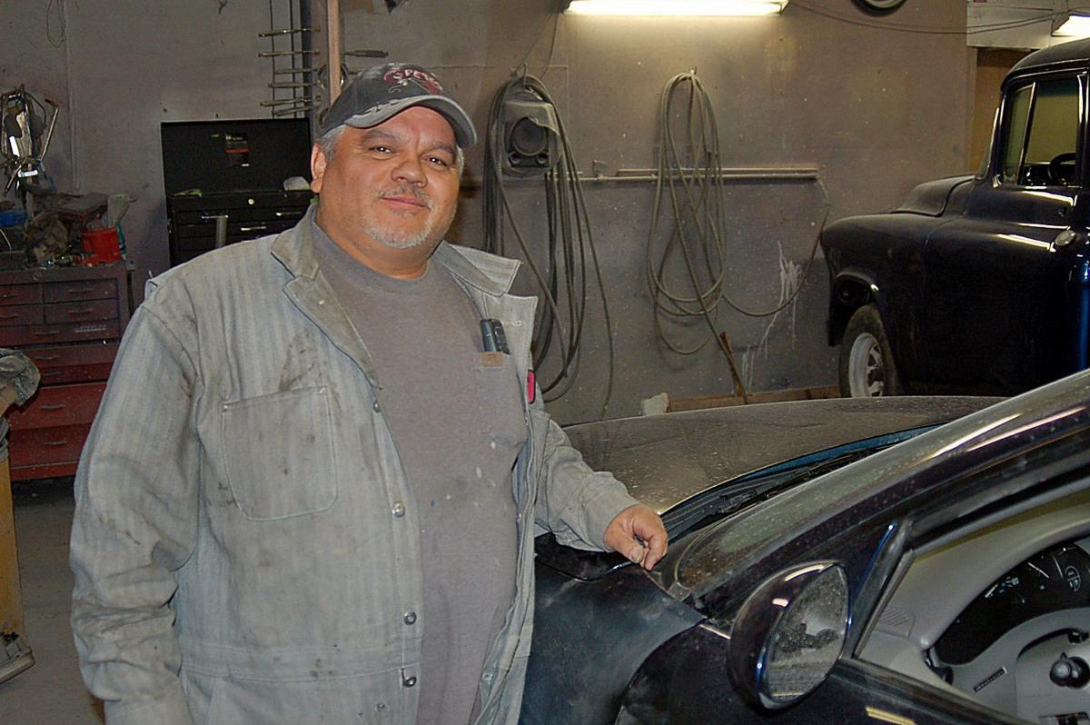 Pete's Paint & Repair has muscular reputation