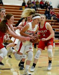 Mackay comes out on top in cross-county game