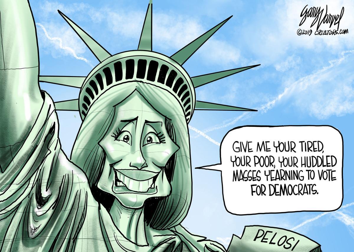 Commentary cartoon