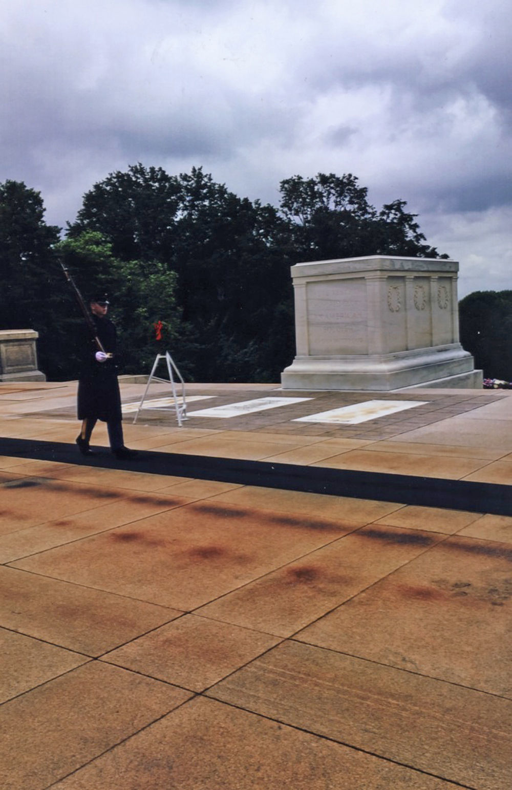 Veteran's Day 100 years later (Tomb)