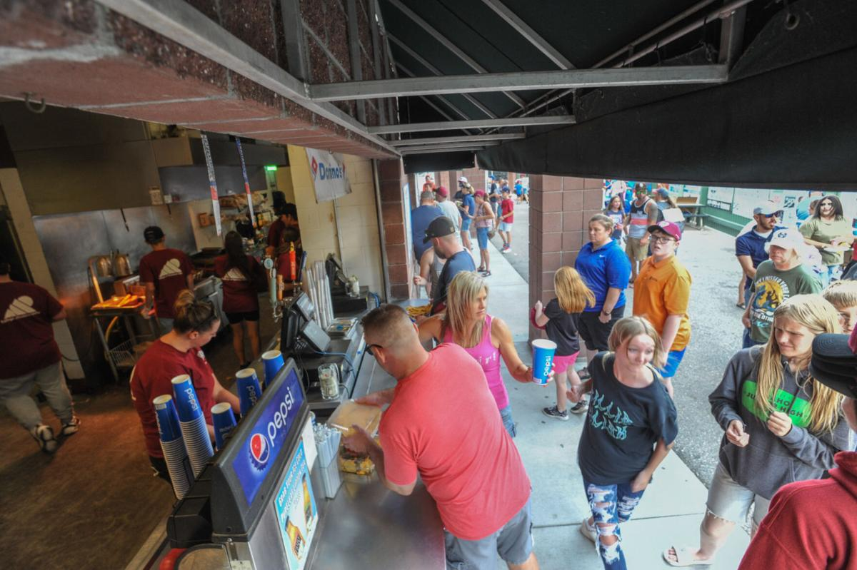 Players not the only ones happy to be back for the Chukars