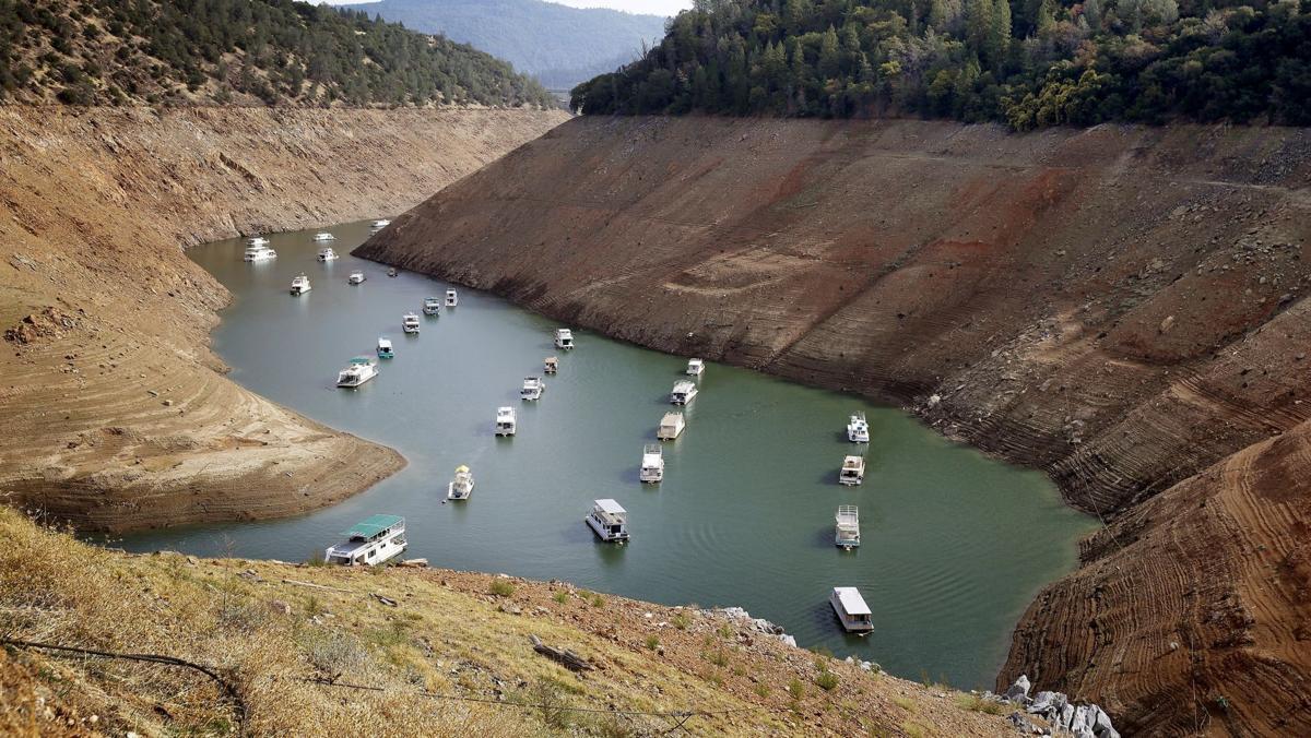 Study shows drought-breaking rains rare, erratic