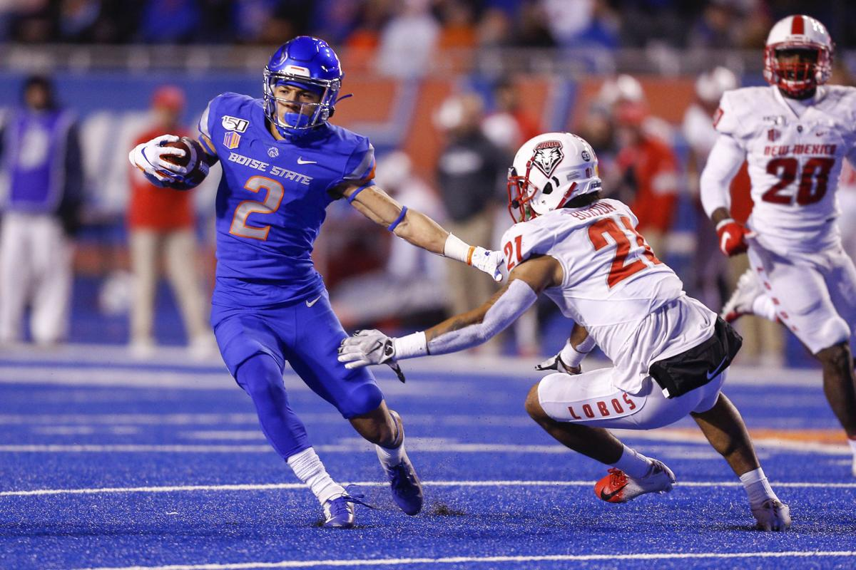 COLLEGE FOOTBALL: Boise State gets one Thursday game, two on Fridays