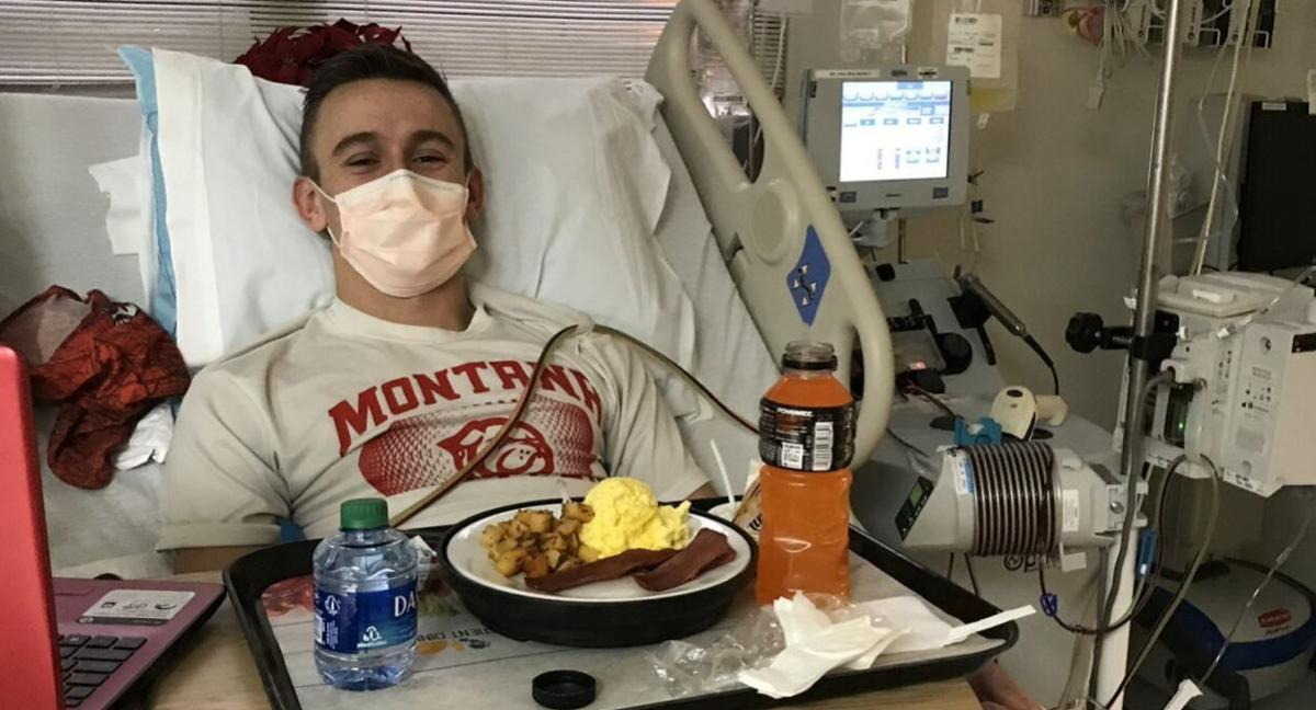 FOOTBALL: Sugar-Salem grad Dylan Pope is a stem cell donor. He hopes more people follow along