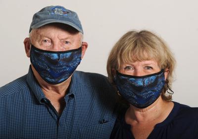 Scheid Jerry Carrie 2021 mask