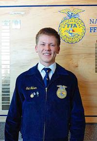 Rigby FFA chapter places first in Idaho