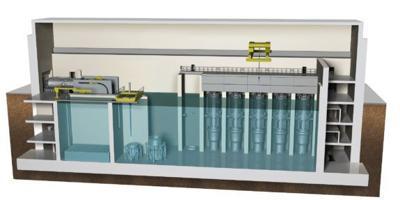NuScale nuclear reactor