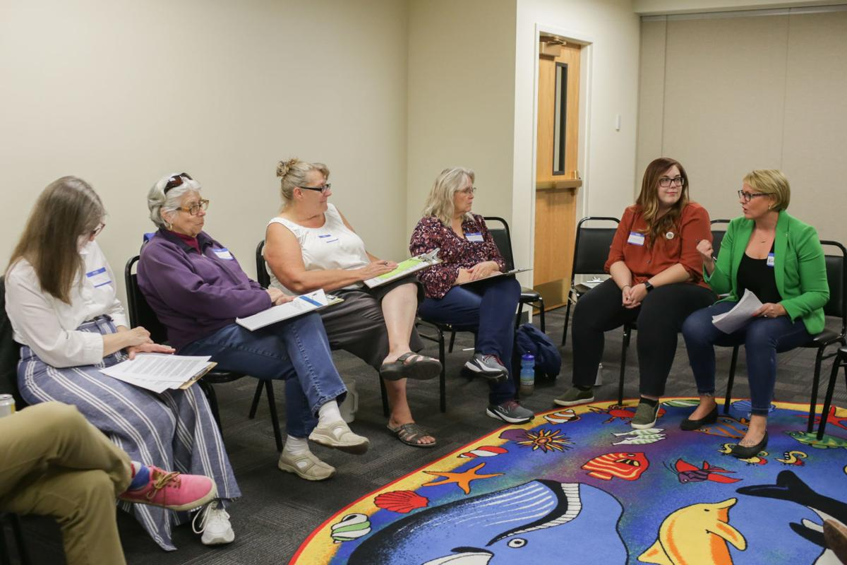 Reclaim Idaho - education initiative