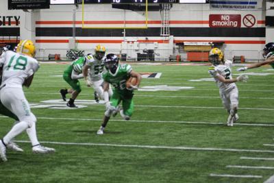 Teegan Thomas runs wild over Lakeland in Broncos win